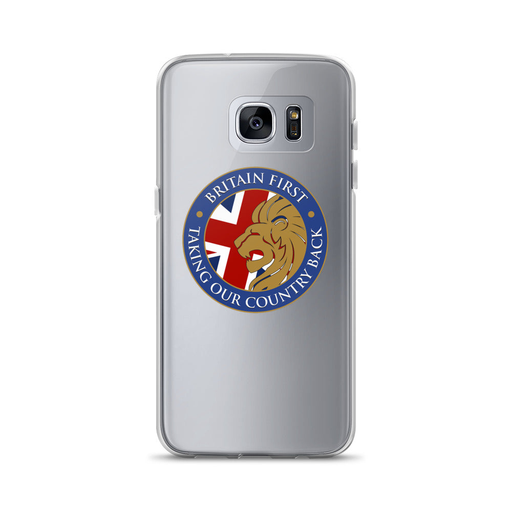 Britain First Samsung Case