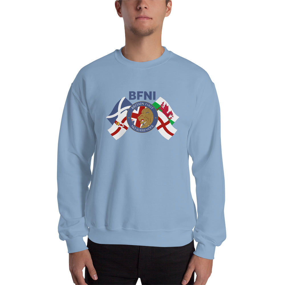BFNI Sweatshirt (Light)