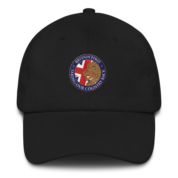 Britain First Baseball Cap