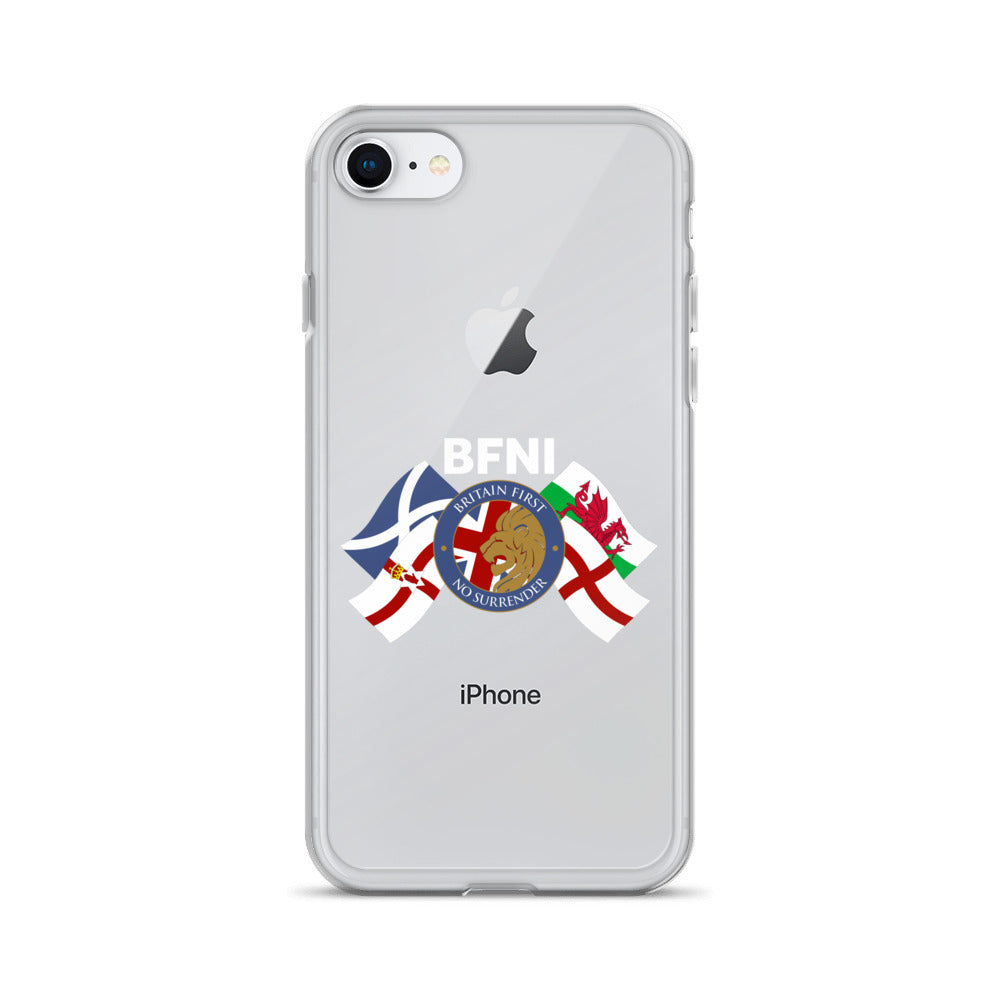 BFNI iPhone Case
