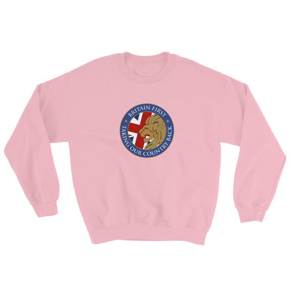 Britain First Women's Sweatshirt