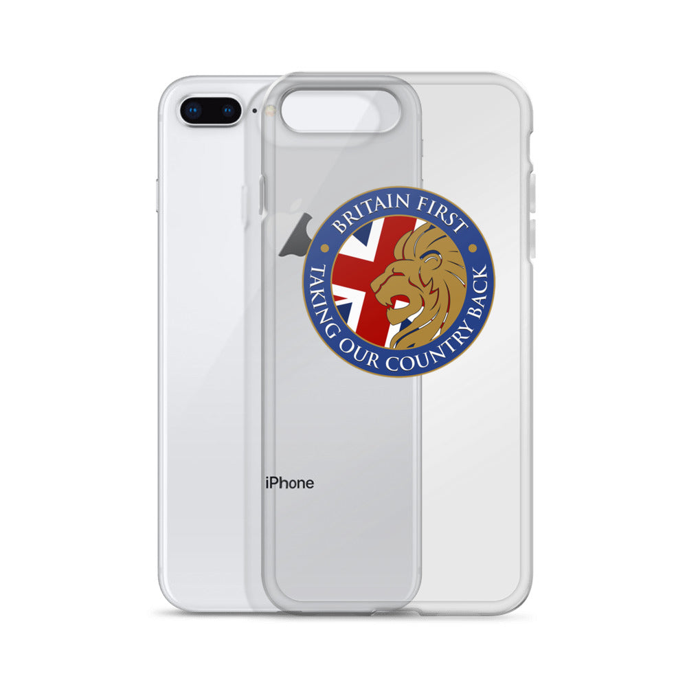 Britain First iPhone Case