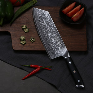 Recommendations for a good cooking knife set & chopping knife