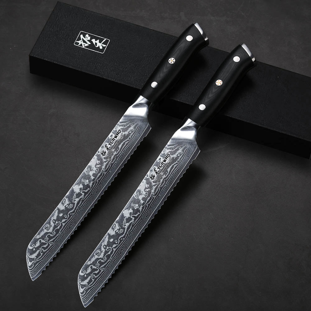 Carbon steel knives are generally recommended for people doing their own sharpening – the benefits of carbon are that they sharpen better than stain resistant blades – but since they are not rust/stain resistant, the higher maintenance might outweigh the benefits for most people.