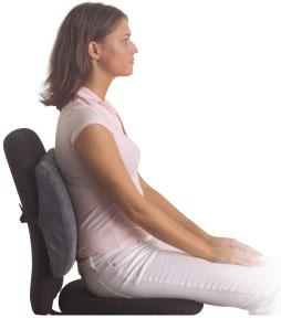 BACK HUGGER (LUMBAR PILLOW/SUPPORT) – REVIEW