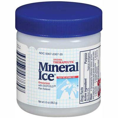 MINERAL ICE REVIEW