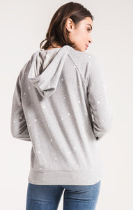 The Star Print Pullover
