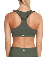 Thrive Société Ruffled Sports Bra