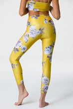 High Basic Legging Golden Floral