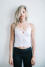 Joah Brown Bells and Whistles Crop Top