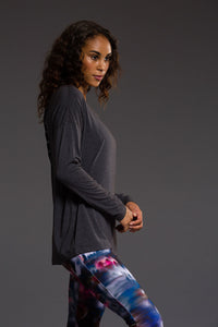 Onzie Back Braided Long Sleeve
