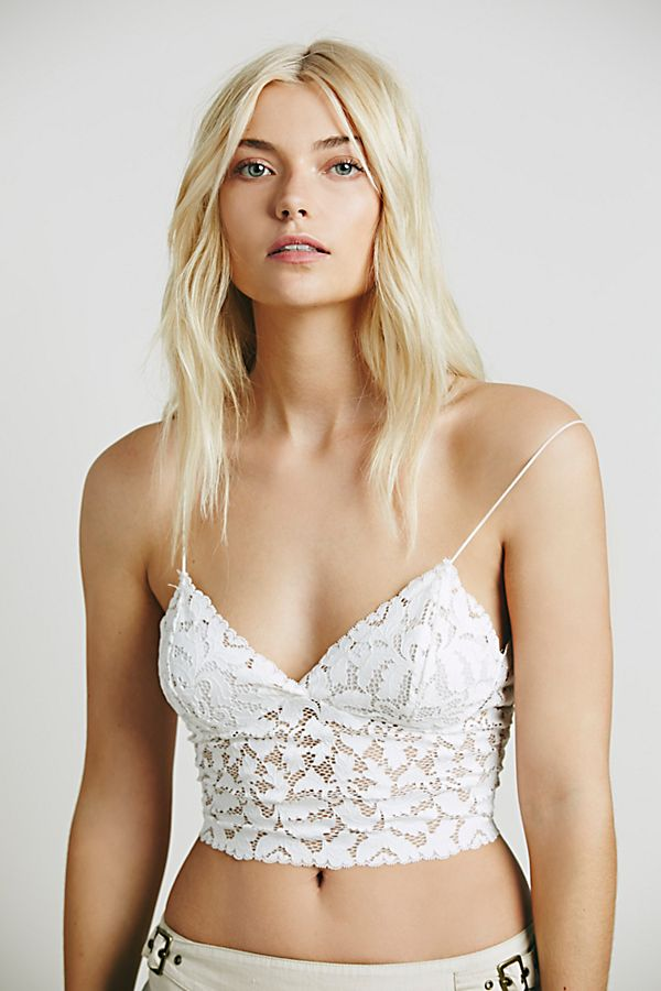 Free People Lacey Lace Brami
