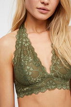 Free People Galloon Halter Bra