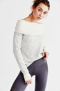 Free People Over It Pullover