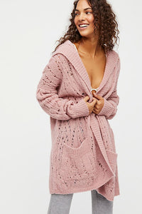 Free People Lemon Drop Cardi