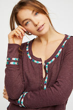 Free People We The Free Rainbow Thermal