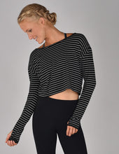 Glyder Aspect Long Sleeve Crop