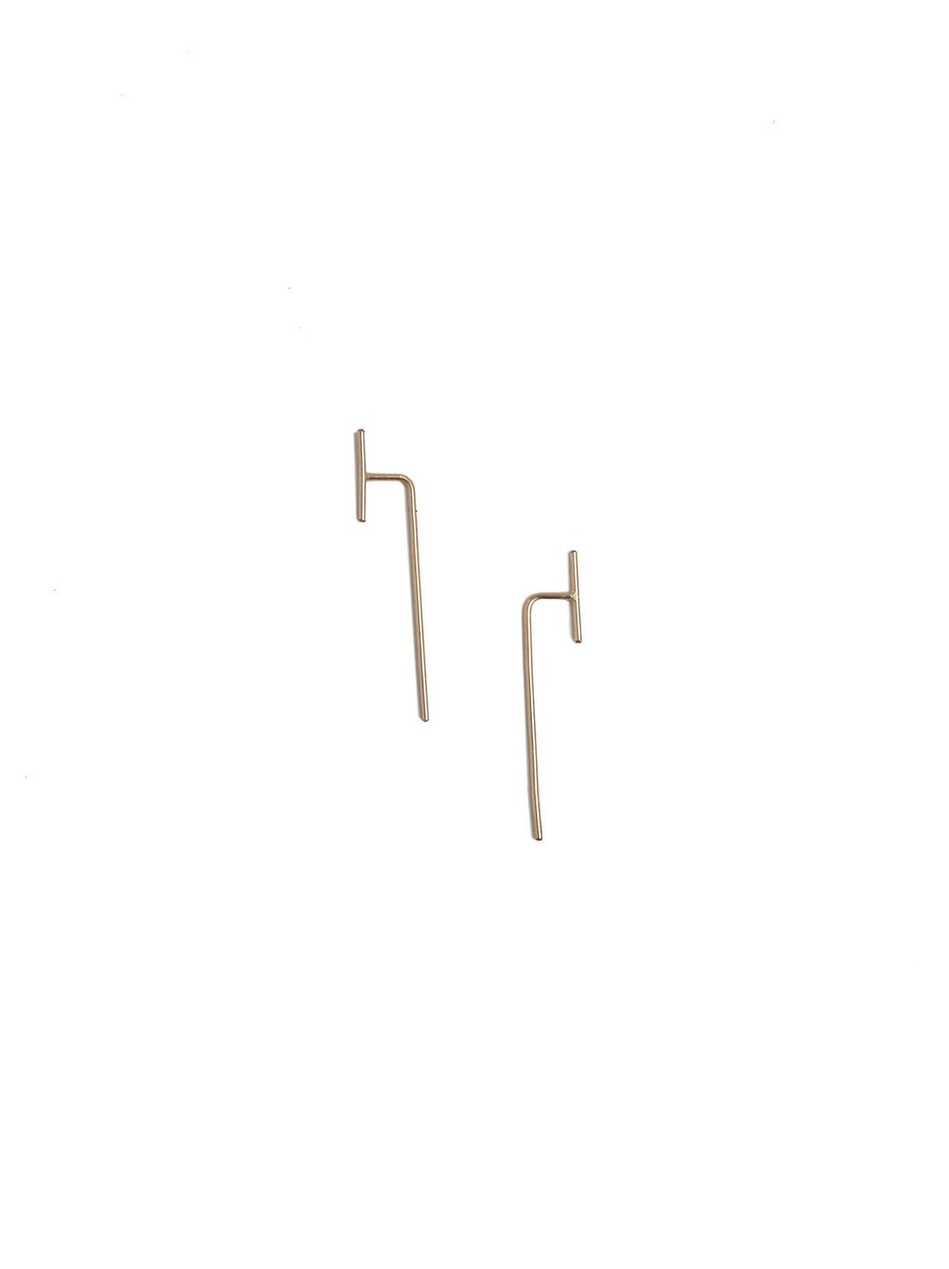 ABLE Linear Earrings