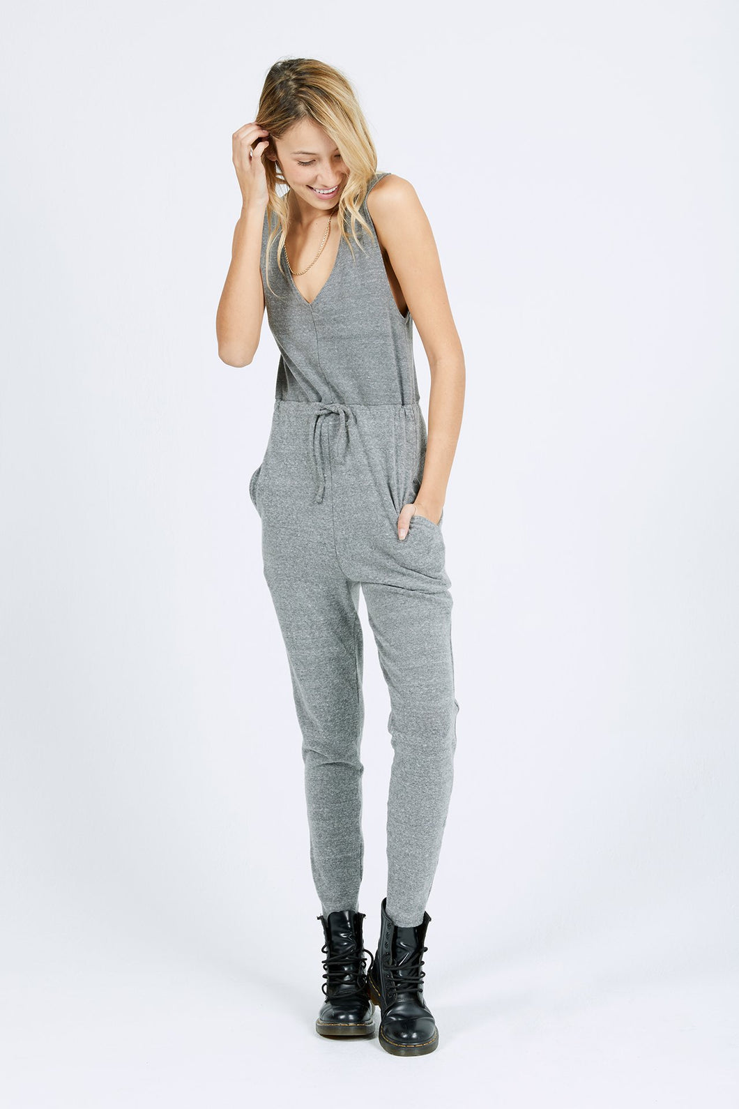 Joah Brown Market Jumpsuit