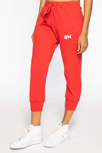 Love Heart Cambridge Sweats