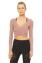 Amelia Long Sleeve Crop