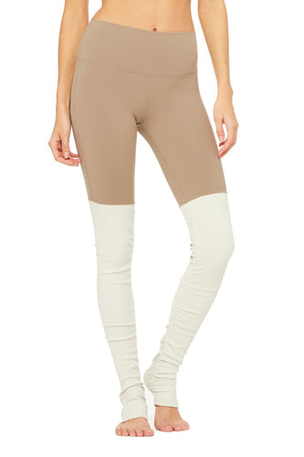 Alo High Waisted Goddess Legging