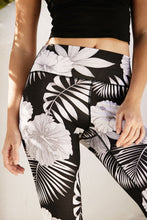 Tropical Print Perfect HW Legging