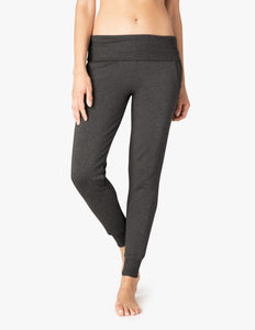 Beyond Yoga Cozy Fleece Foldover Sweatpant