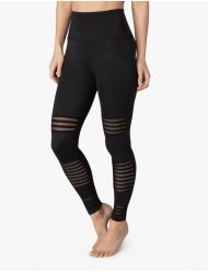 Beyond Yoga Mesh to Impress High Waisted Midi Legging