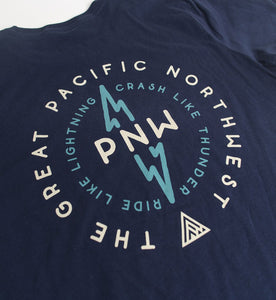 Great PNW Bolt Tee