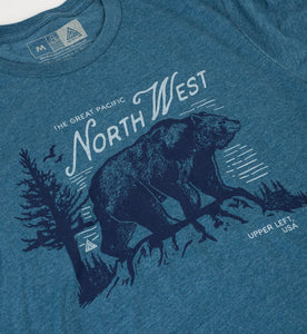 Great PNW Alpha Tee