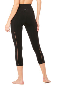 Alo High Waist Dash Capri