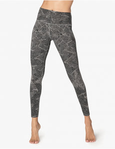 Beyond Yoga Fossilized High Waisted Midi Legging