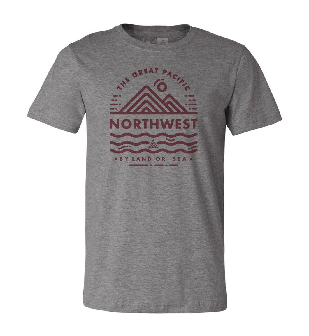 Great PNW Eclipse Tee