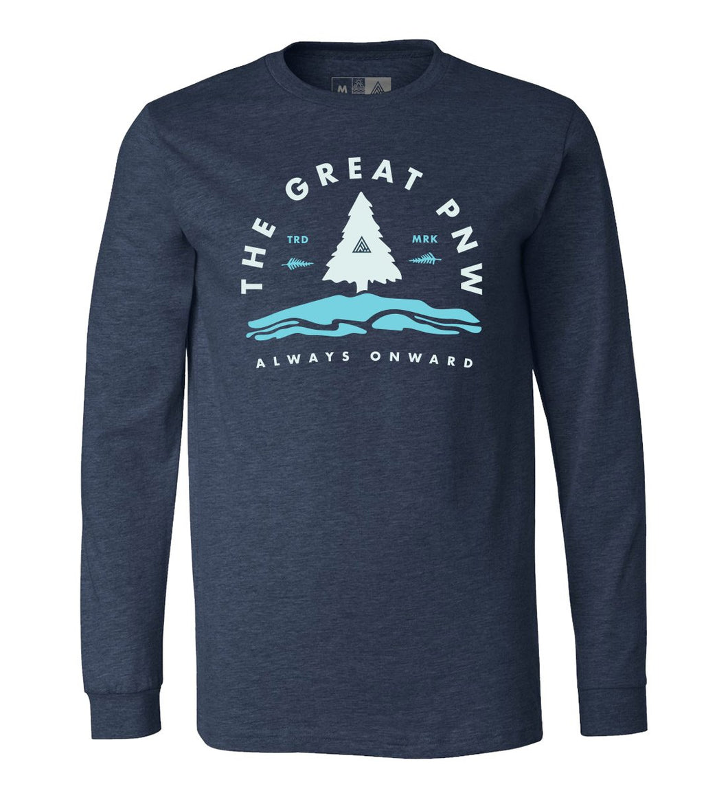 Great PNW Pines Long Sleeve