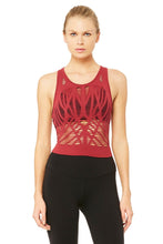 Alo Vixen Fitted Crop Tank
