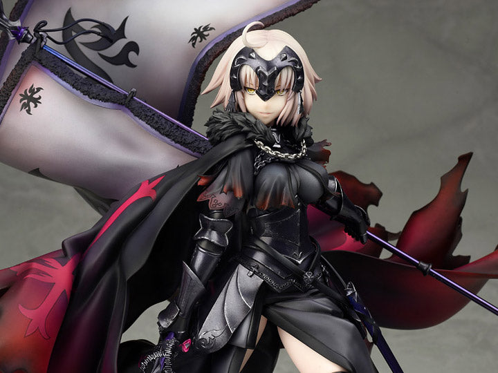 Jeanne D'Arc Alter-Fate Grand Order Jeanne D'Arc Alter Figma (Exclusive Limited Edition ) (With Box )