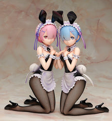 Re:Zero-Rem/Ram: Bunny Ver. Action Figure (Limited Edition) (1:1 Original Copy)