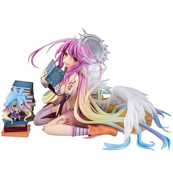 Fluegel Jibril-No Game No Life Action Figure(Limited Edition)(1:1 Original Copy)