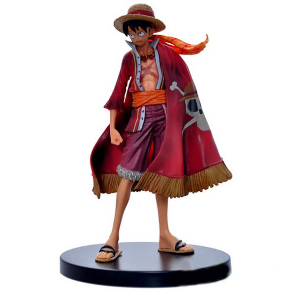 Pirate Luffy-One Piece Monkey D. Luffy Action Figure(1:1 Original Copy)
