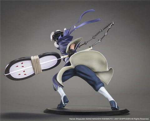 Gunbai Obito-Naruto Shippuden Uchiha Obito Anime Action Figure(Free gift box)