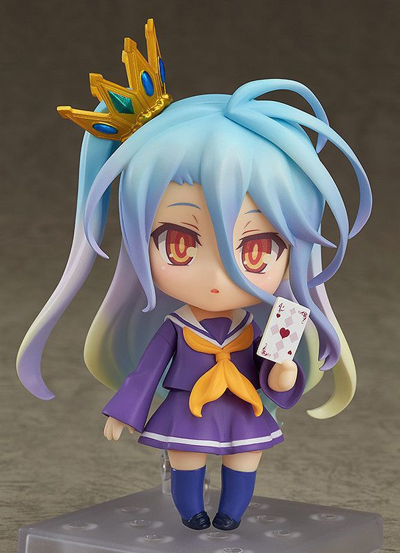 Shiro - No Game No Life Nendoroid Action Figure