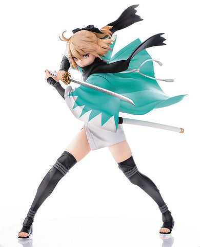 Aquamarine Saber-Fate Okita Souji Action Figure (Limited Edition)(1:1 Original Copy)