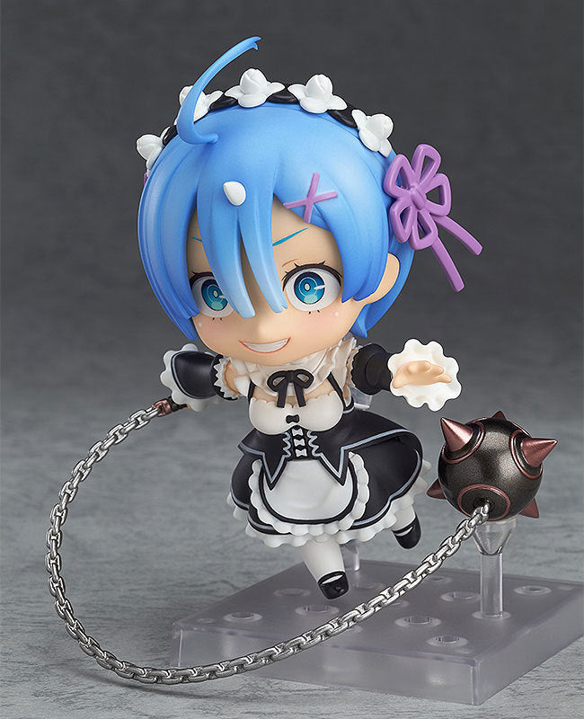 Geminate-Re:Zero Rem & Ram Nendoroid Figure