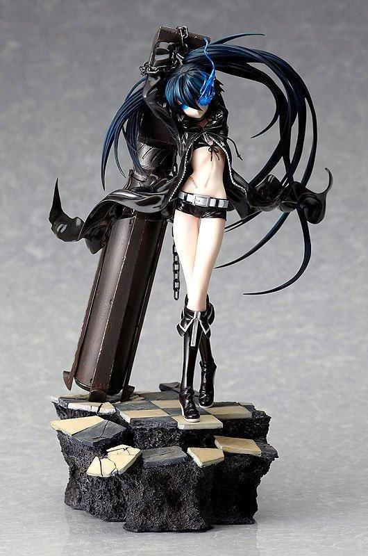 Black Rock Shooter-Black Rock Shooter Dark Miku(Limited Edition)(1:1 Original Copy)