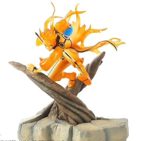 Sennin Mode-Naruto Uzumaki Naruto Sennin Action Figure(1:1 Original Copy)