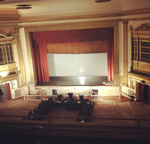 state theater auditorium