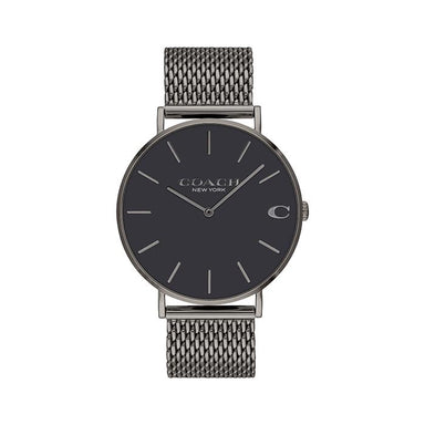 Coach Charles Grey Men's Watch (14602145)-Cocomi Malaysia