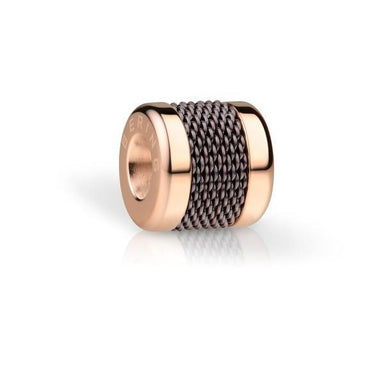 Bering Arctic Symphony Jewellery Polished Rose Gold Lykke-2 Women's Charm-Cocomi Malaysia
