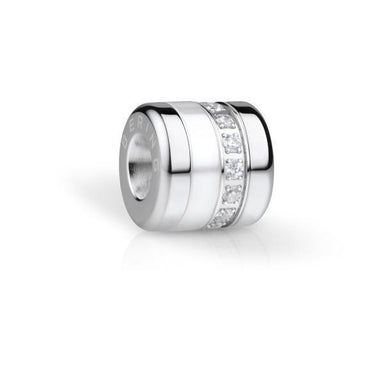 Bering Arctic Symphony Jewellery Polished Silver Bestfriend-1 Women's Charm-Cocomi Malaysia